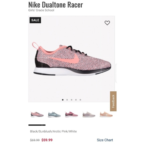 c0a6445329 Nike Shoes | Dualtone Racer Girls Size 4y | Poshmark